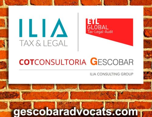 Gescobar se integra en Ilia Consulting Group